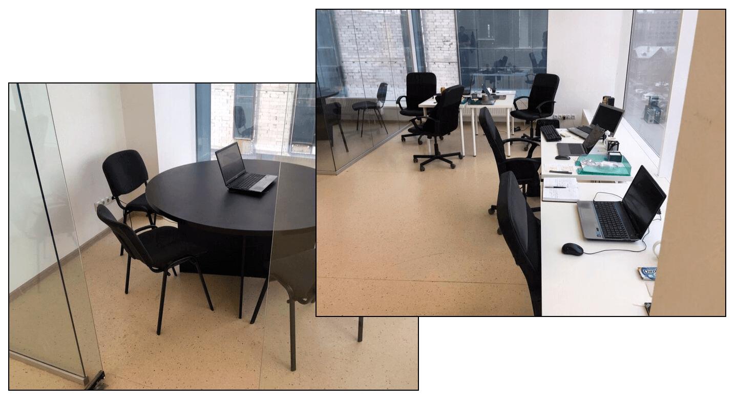 офис агентства